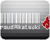 'Proud Akatsuki~