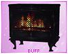 B| PVC Fireplace