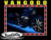 VG Blue Bagger Show Bike