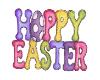 Hoppy Easter floor