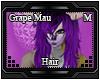 Grape Mau Hair M