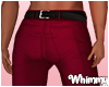 Valentines Red Pants D