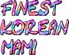 Finest Korean Mami 2
