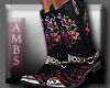 Black Jasmine Boots