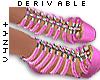V4NY|Rope Sandal DERIVAB