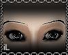 !L! Eyebrows Black