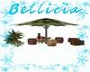 Exotic Beach Vas pose