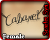 (Ss) Cabaret Necklace