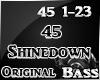 45 Shinedown Rock
