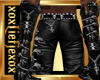 [L] Zipper Pants M