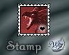Animal Stamp - Dragon