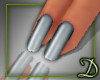 [D] Silver Nails