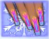 {E}Kaleidoscope Nails