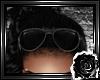*L*Sunglasses Black/S