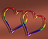 Rainbow Earings