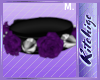 K!t - Purple Rose Collar