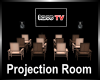 Projection Room w/LiveTV