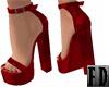 Red Chic Heels