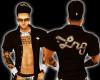 LRG Brown Open Shirt