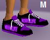 NL-NightLife Shoes Purp