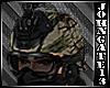 Army Camo Helmet + Goggl