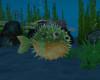 !Halloween Puffer Fish