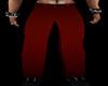 Red Tux Pant