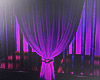 ℭ Neon Purple Curtain