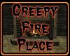 Creepy FirePlace