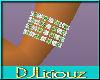 DJL-Bracelet Peridot LT