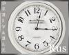 Rus: DERIV Clock/Mirror
