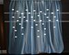 ~N~Aquarium Blue Curtain