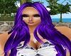 (SP)lana purple/ black