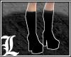*Dy} Plain Blk Boots.5.1
