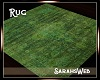 Irish Pub Square Rug