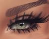 ! Light Black Eyebrows 3