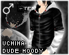 !T Uchiha dude shirt