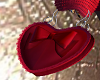 FG~ Red Heart Purse