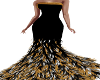 Fae Gown-Black