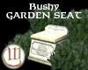Bushy Garden Seat