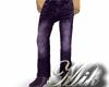 !!Mik jeans+shoes  purpl