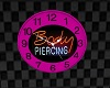 Body Piercing Clock Anim