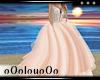 .L. Chelsea Peach Gown
