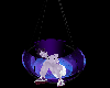 Purple Cuddle Swing