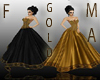 Ma PRINCESS GOLD GOWN