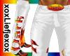 [L] Dark Fire Pants M