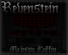 Red Majestic Coffin