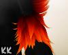 Phoenix Fur Cuffs