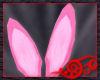 *Jo* Pink Bunny Ears