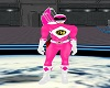 Pink Ranger Helmet M